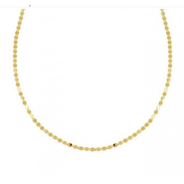 14k Yellow Gold Necklace (choker)