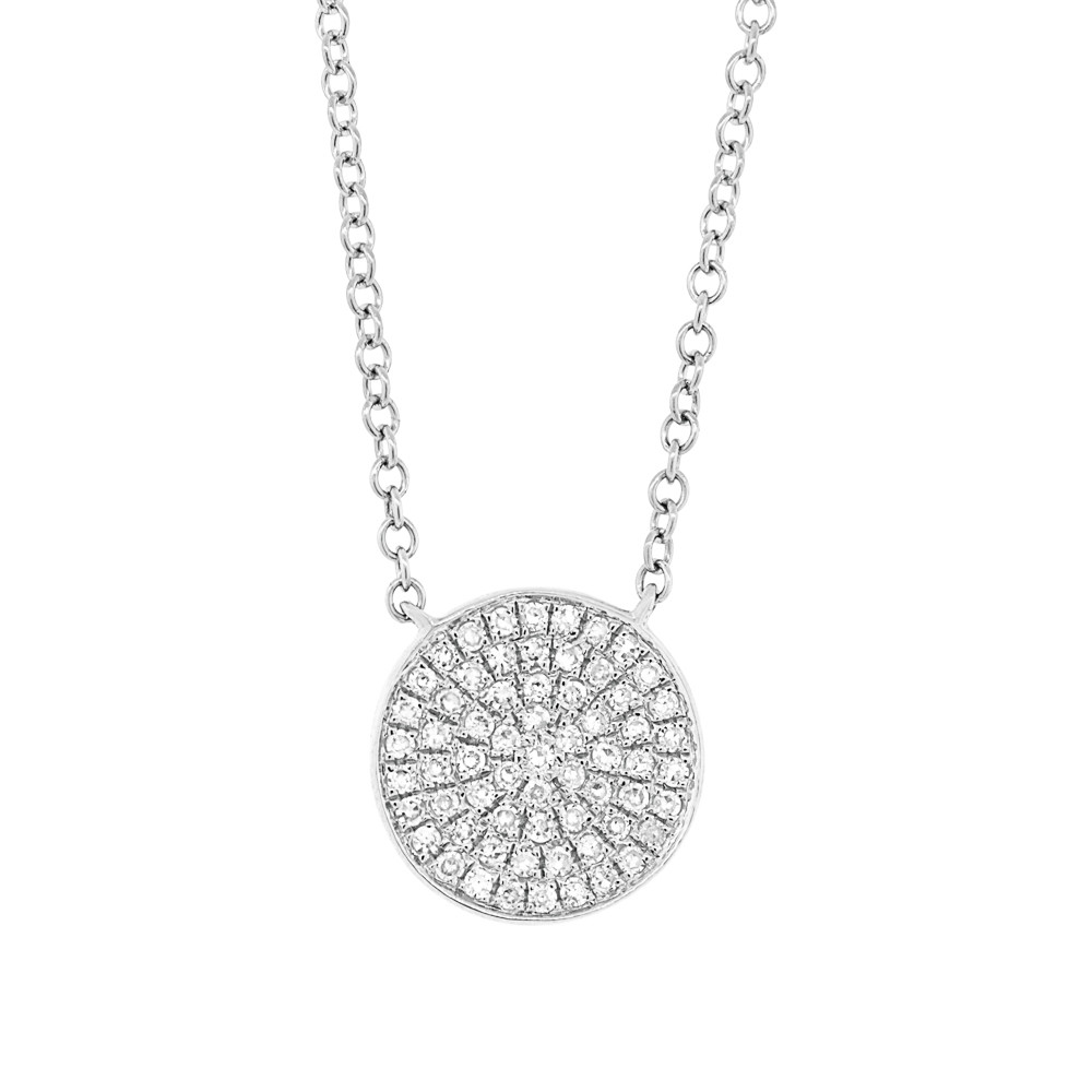 jewellery of necklace white gold life with lazawardy product zircons circle
