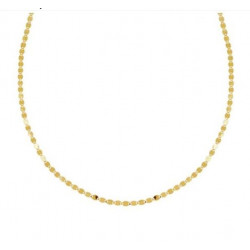 14k Yellow Gold Necklace (choker)